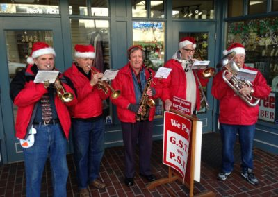 Showboat Brass Christmas